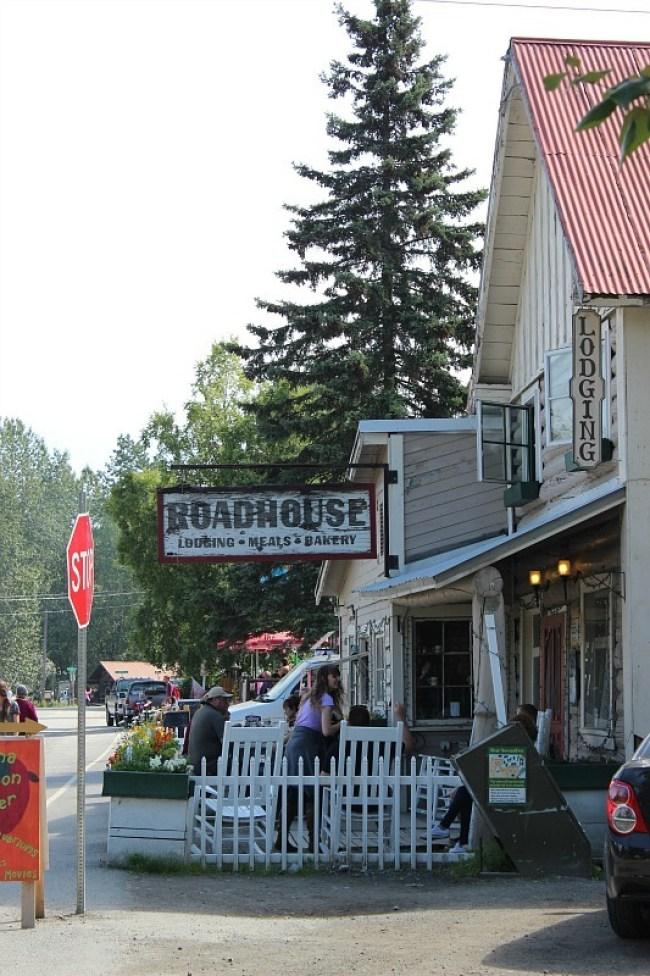 The Roadhouse in Talkeetna Alaska