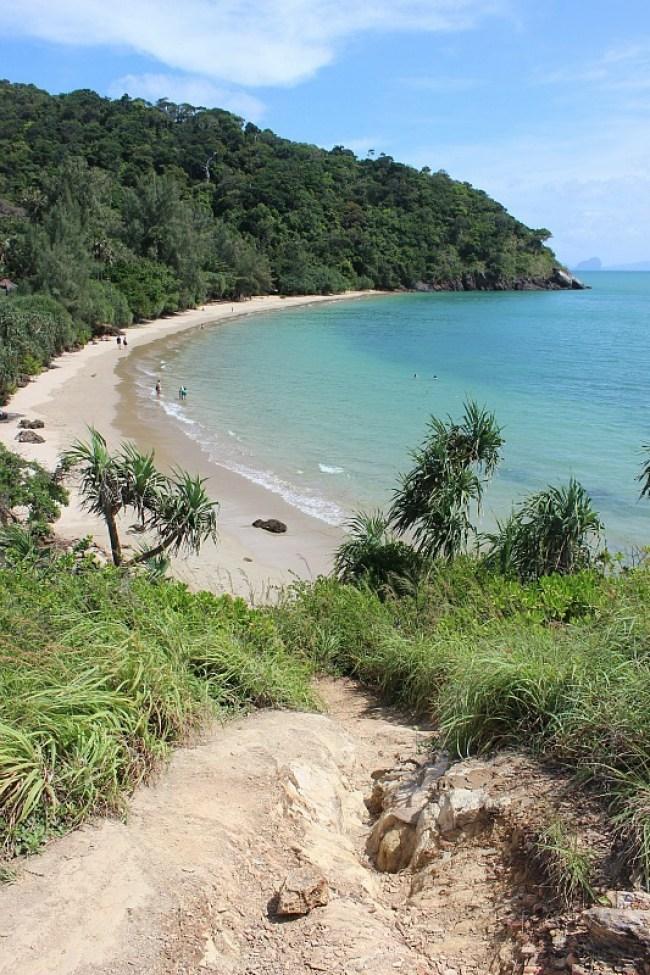 Visiting Koh Lanta National Park during month six of digital nomad life