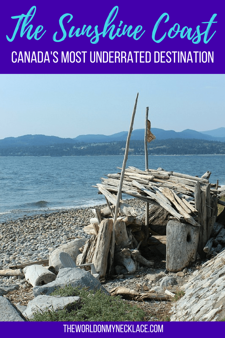 The Sunshine Coast: Canada's Most Underrated Destination