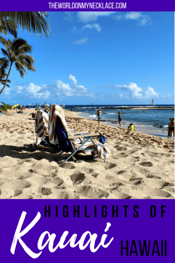 Highlights of a week on Kauai