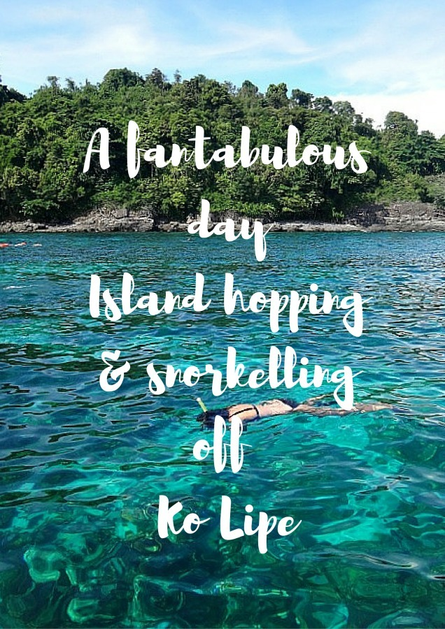 Koh Lipe Snorkeling and Island-hopping Tour