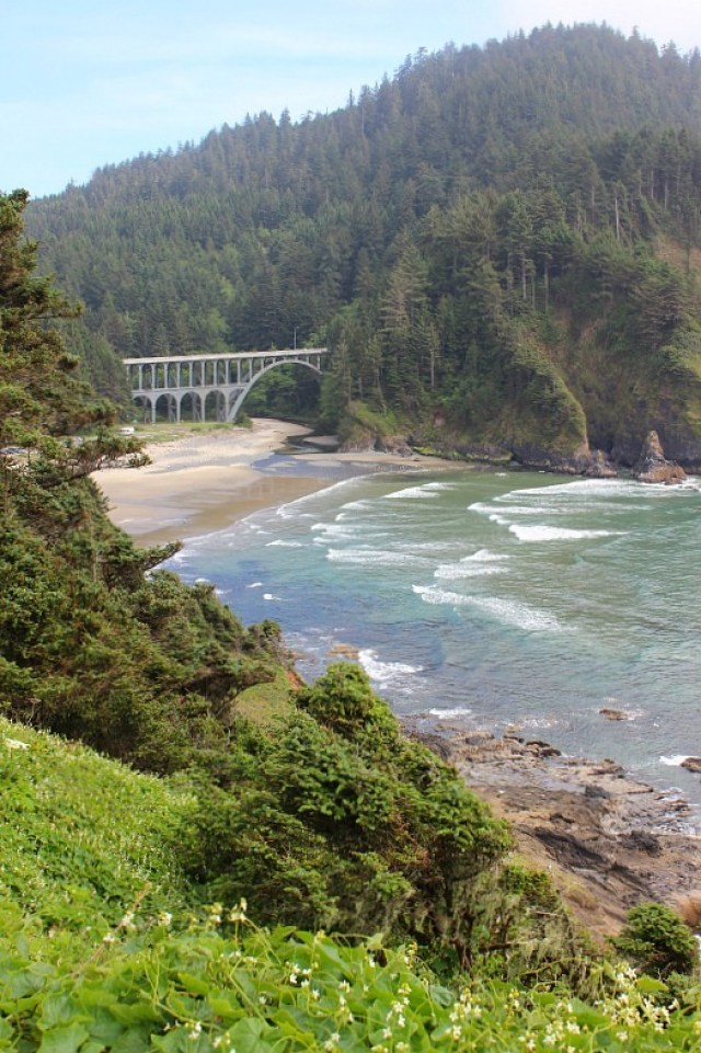 Oregon Coast Road Trip during month 11 of Digital Nomad Life
