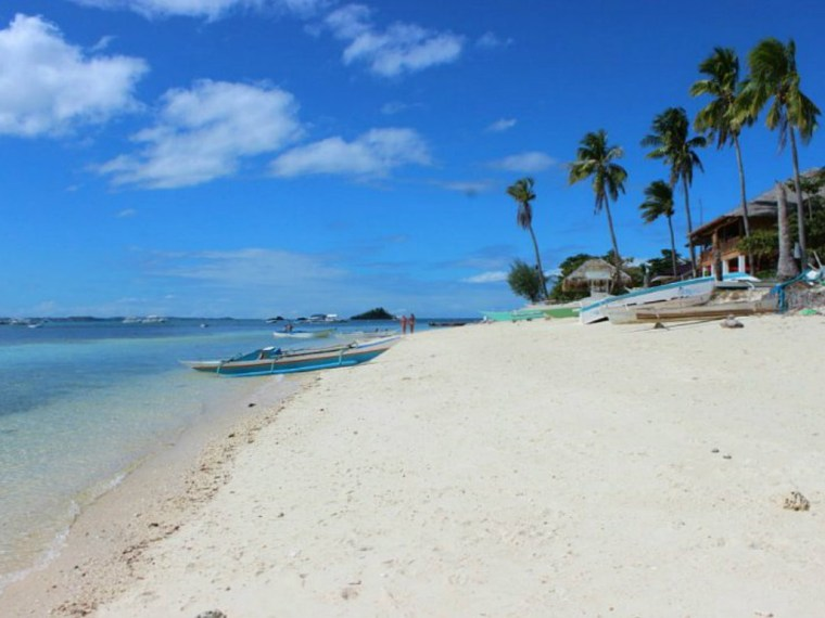Kalanggaman Island: A Day Trip to Paradise - The World on my Necklace
