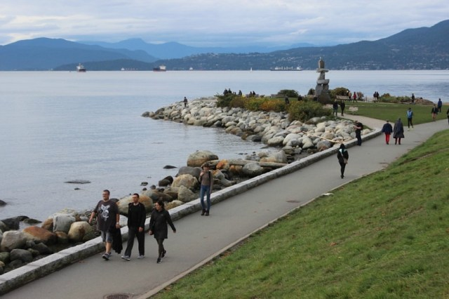 Visiting Vancouver during month 17 of digital nomad life