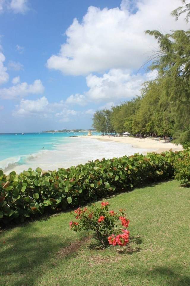 Beautiful Barbados - always a worthy travel goal