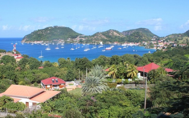 Les Saintes in Guadeloupe - visited during month nineteen of digital nomad life