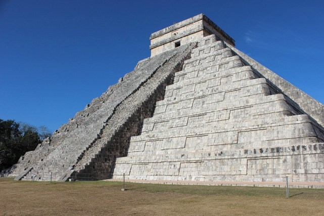 Chichen Itza in Mexico - visited during month twenty of digital nomad life