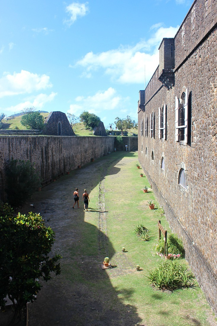 Fort Napoleon on Les Saintes: The French Caribbean Islands that time forgot