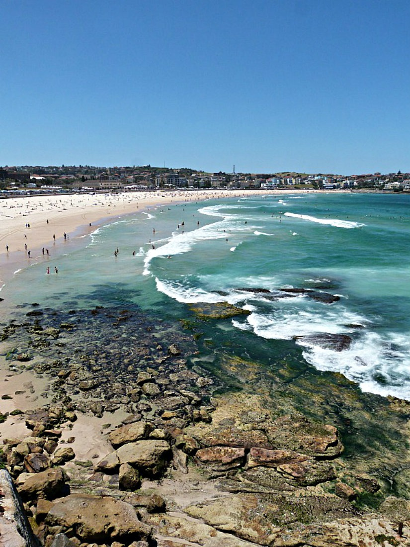 Visiting Bondi Beach is a must on any itinerary for 5 days in Sydney.