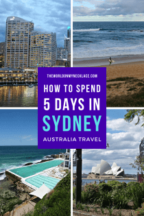 Sydney Itinerary: 5 Days in the city