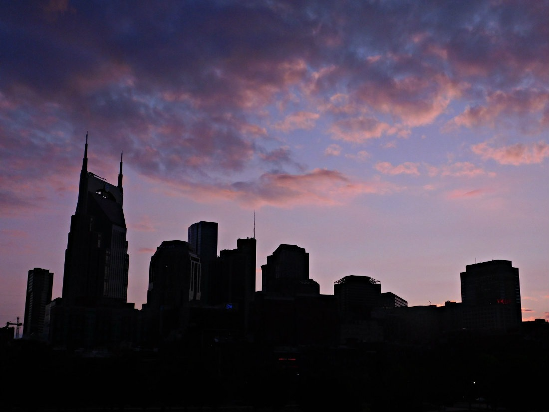 Exploring Nashville during month thirty eight of Digital Nomad Life
