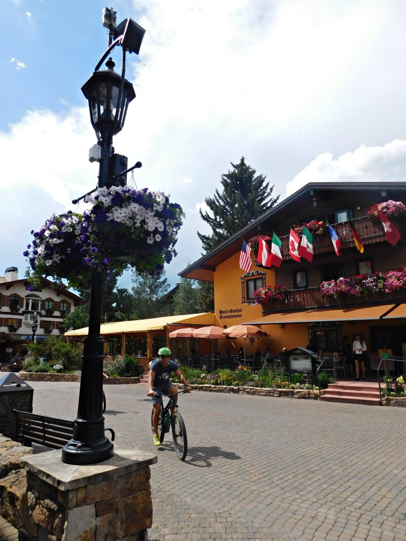 Exploring Vail in Colorado during Month Thirty Eight of Digital Nomad Life