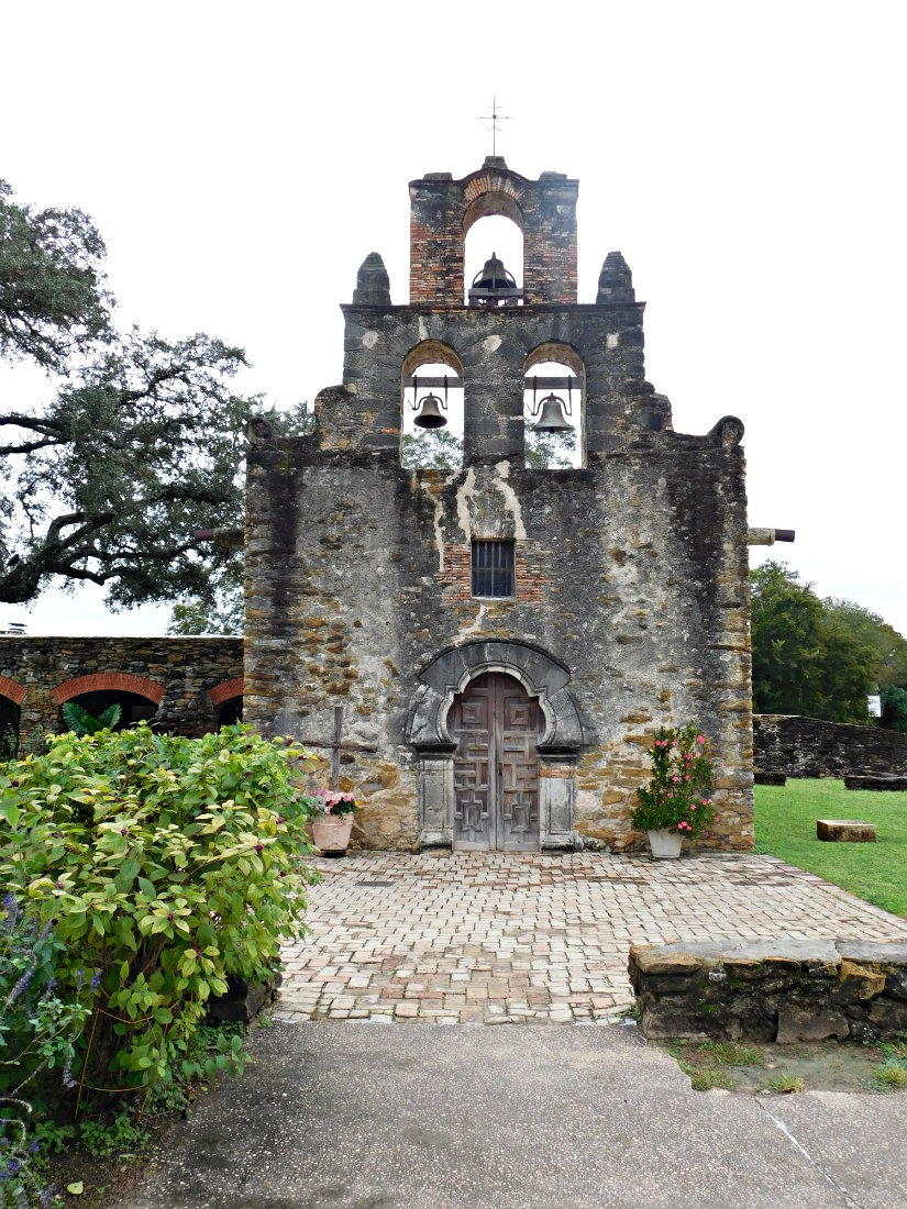 San Antonio Missions National Historic Park is definitely worth a visit if you are in town