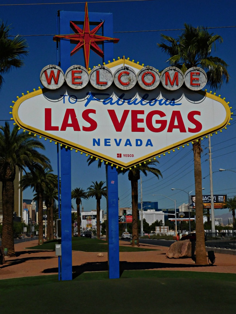 Visiting Las Vegas during month forty of Digital Nomad Life