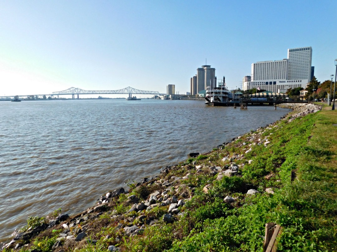 New Orleans Riverfront