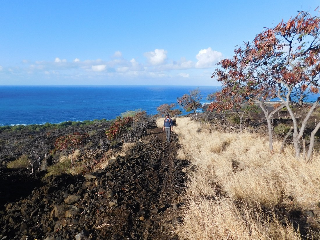 Hiking on the Big Island is a must for any Hawaii Itinerary