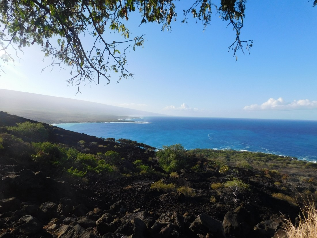 View over Kealakekua Bay - a must do for your Hawaii Big Island Itinerary