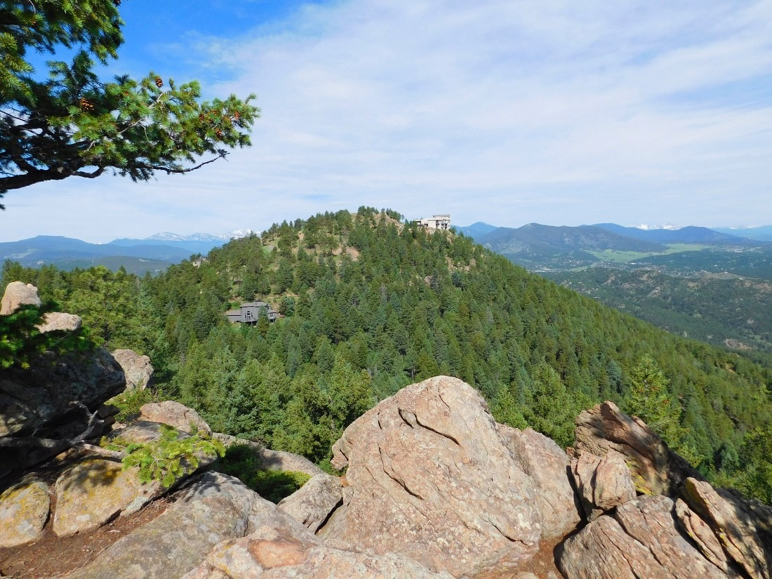 Hiking Independence Mountain in Evergreen, Colorado