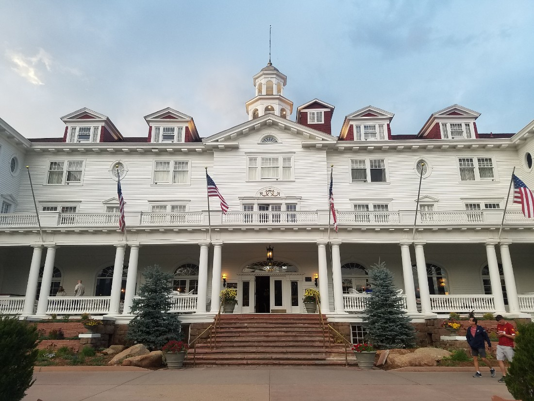 Stanley Hotel in Estes Park, Colorado