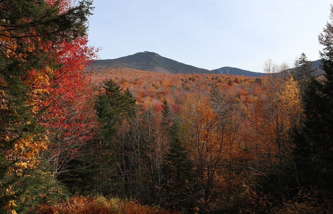 Kancamagus Highway Fall colors