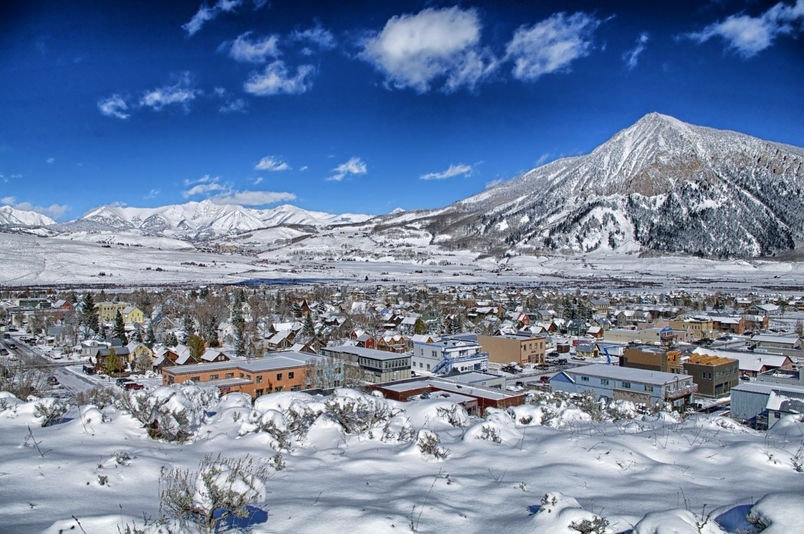 Doing a Ski Season in Colorado is on my Travel Wishlist for 2020