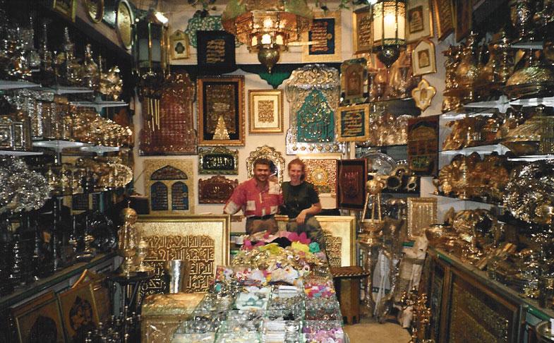 Cairo, Egypt, Africa Market