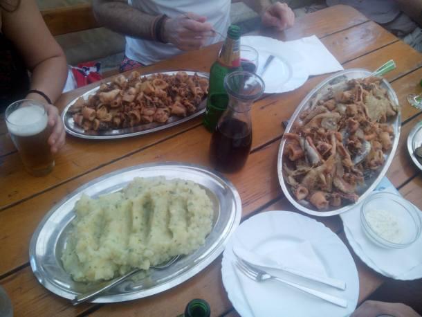 Comida-Croacia