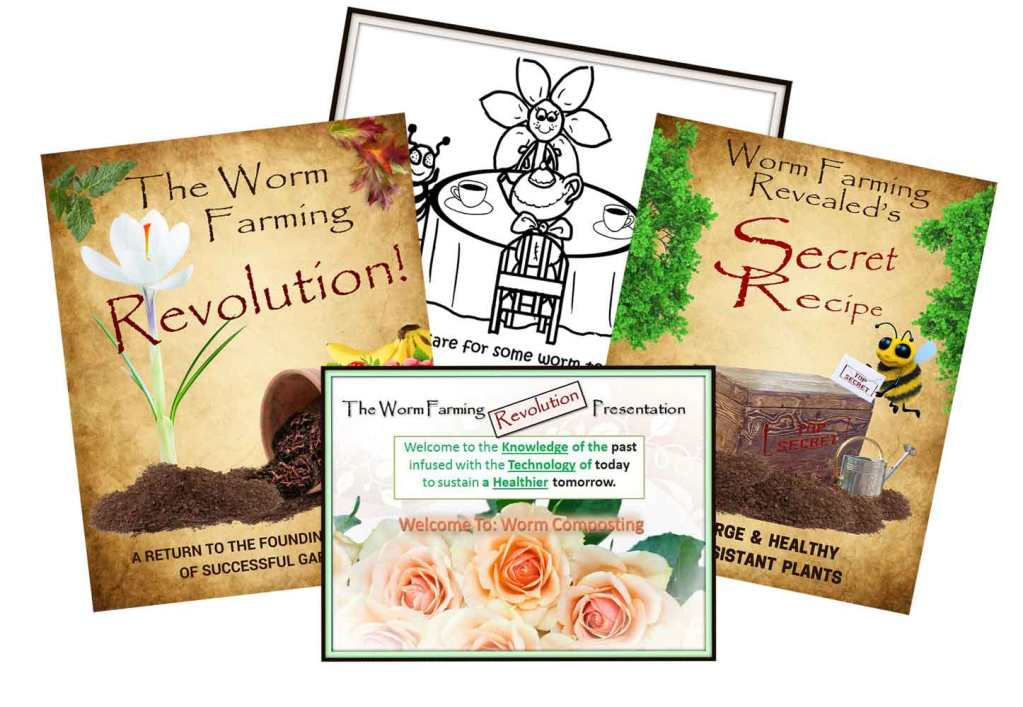 Worm Farming Revolution Bundle