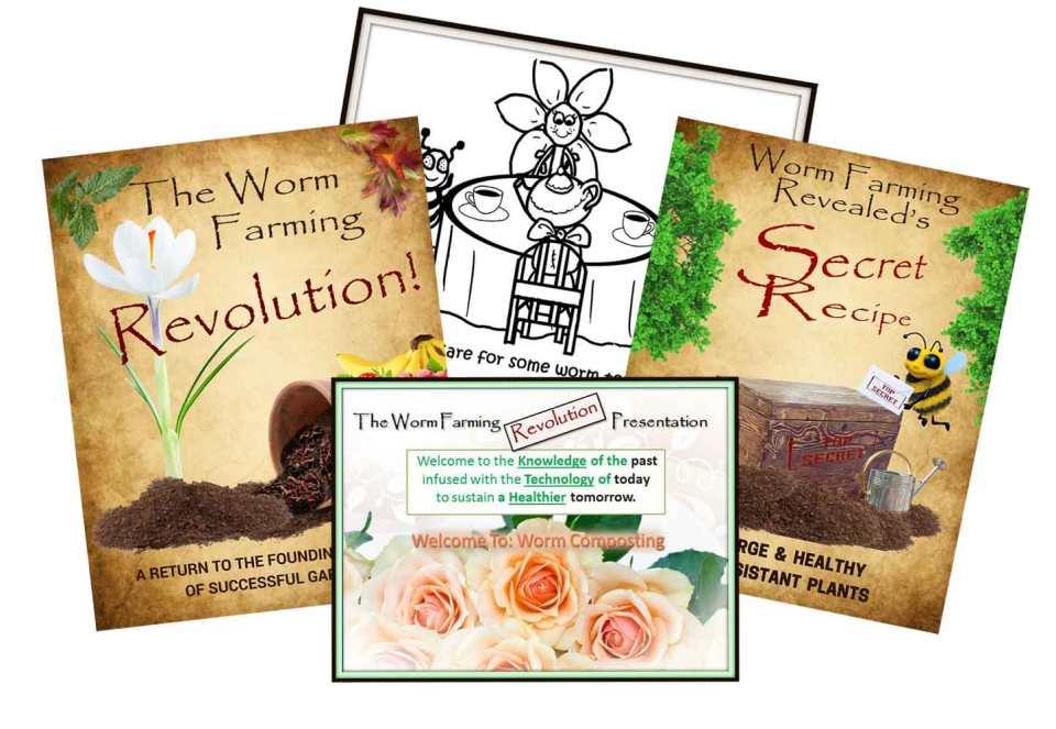 Worm Farming Revolution Bundle