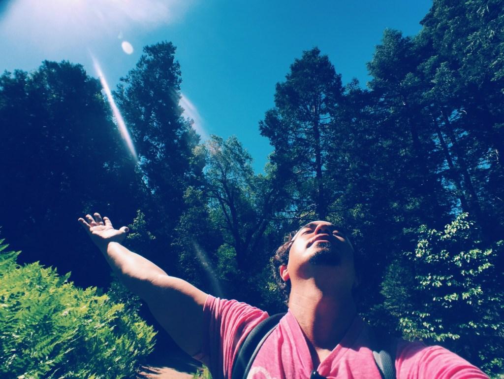 Hiking Palomar Mountain