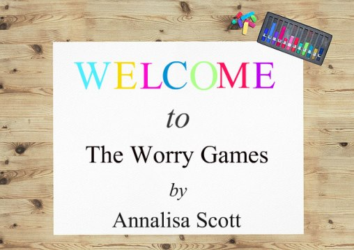 Anxiety Blog Worry Games