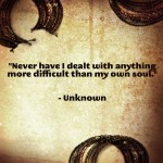 A Difficult Soul