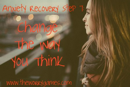 Anxiety Change the Way You Think