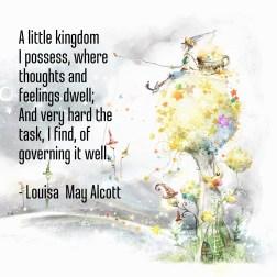 Louisa May Alcott Quote