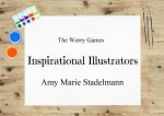Inspirational Illustrators – Amy Marie Stadelmann