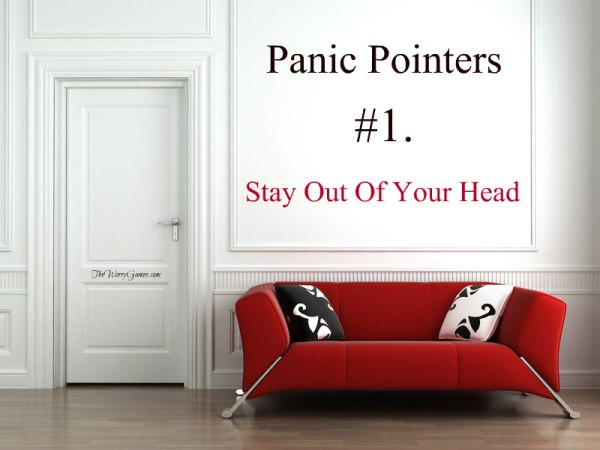 Panic attack pointers help tips