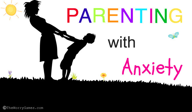 Parenting With Anxiety