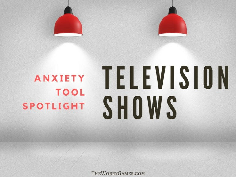 Anxiety help television