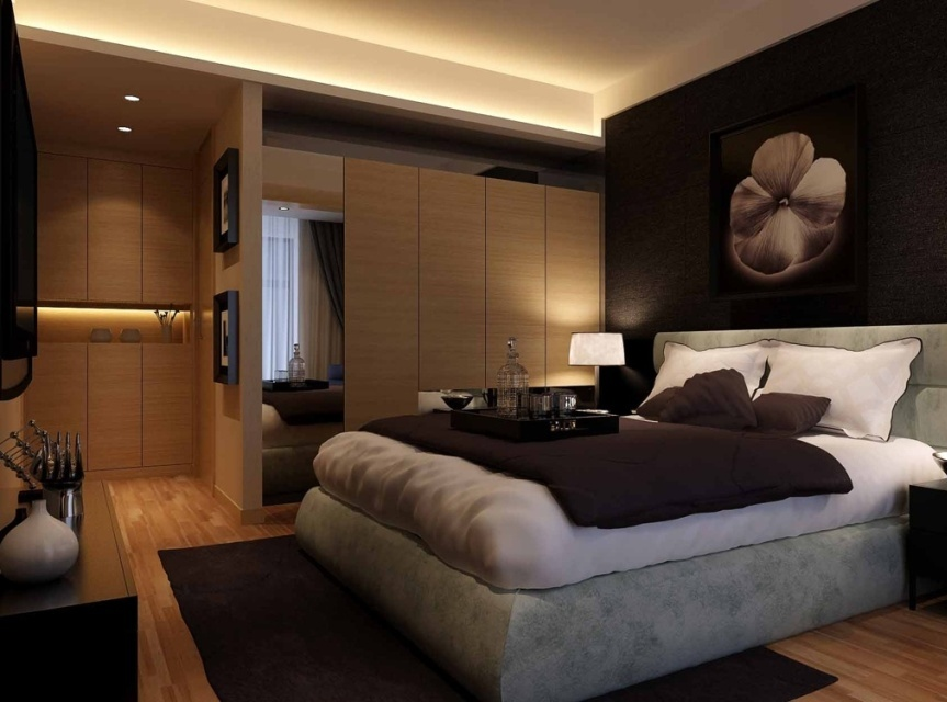 25 Contemporary Master Bedroom Design Ideas