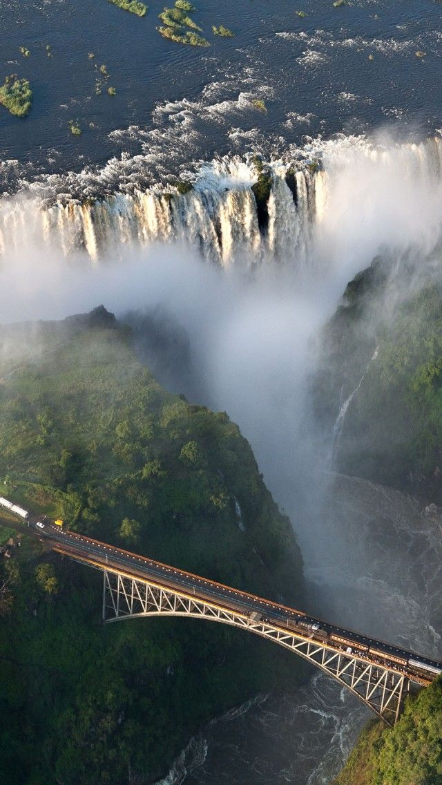 Victoria Falls Hd Wallpaper Travel Me Places 3 The Wow Style