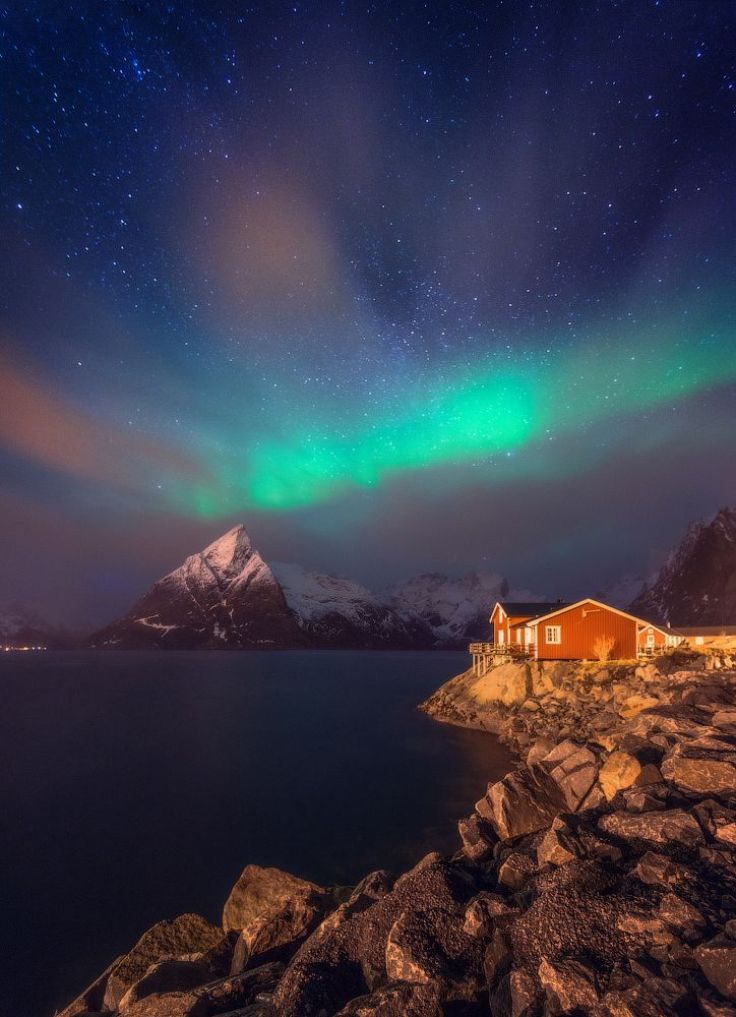 How Do I See Northern Lights
