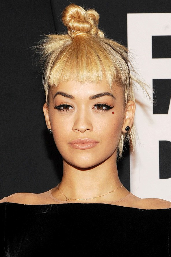 50 Celebrity Top Knot Hairstyles