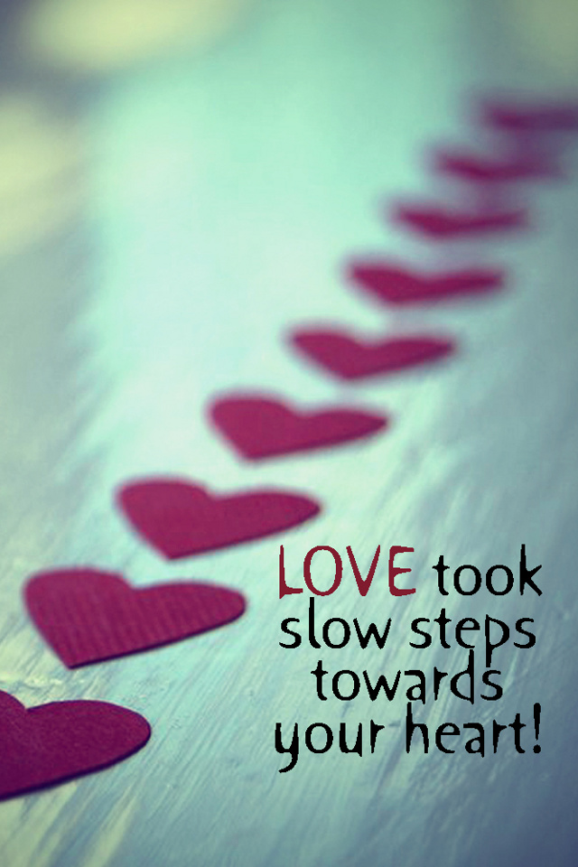 Cute Wallpapers With Quotes On Life Love Quotes Wallpaper For Iphone The Wow Style