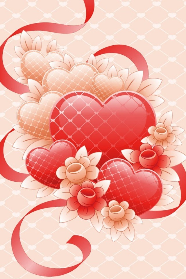 Cute Cupid Wallpapers Valentine S Day Wallpaper For Iphone The Wow Style