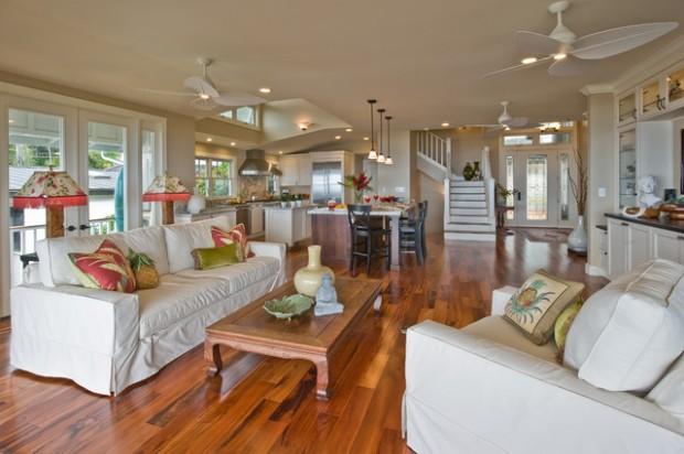Living Room Ideas Open Concept Jihanshanum