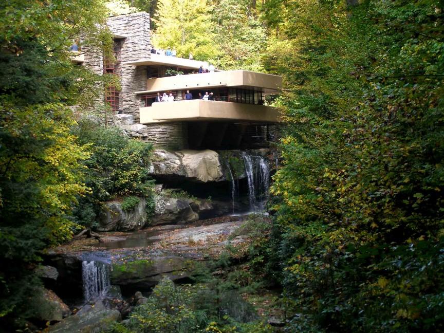 The Fallingwater, Pennsylvania