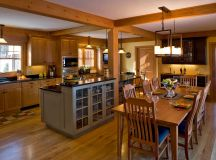 Open Concept Kitchen-Living Room Design Ideas