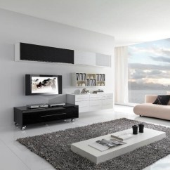 Contemporary Design Ideas Living Room Color Schemes With Light Brown Leather Furniture 35 17 Inspiring Wonderful Black And White Interior