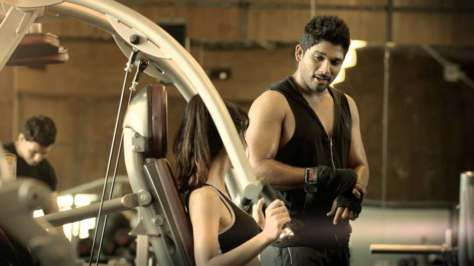 Stylish Star Allu Arjun Pictures