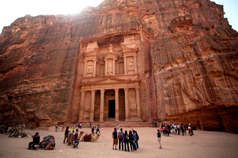 Petra: Jordan